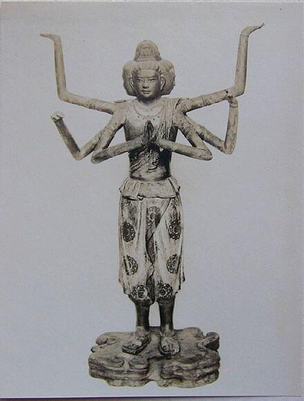 Статуэтка Асура