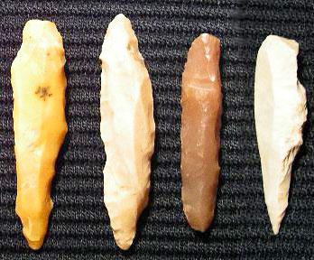 Неолитические инструменты для сверления отверстий в бусинах